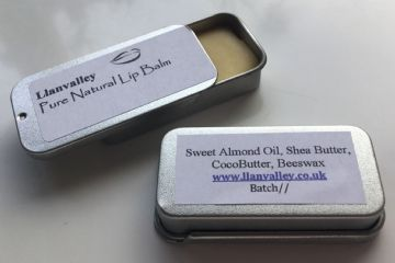 Tin Lip Balm  1- ditch the plastic!